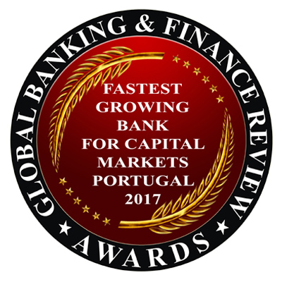 Fastest Growing Bank for Capital Markets Portugal 2017
