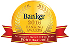 Investment Bank of the Year Portugal